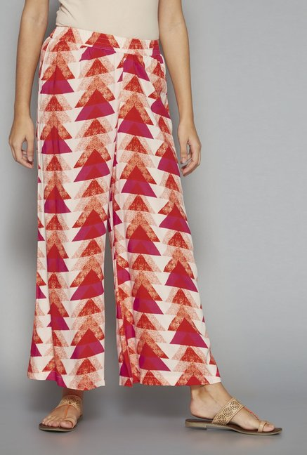 Utsa by Westside Red Palazzos
