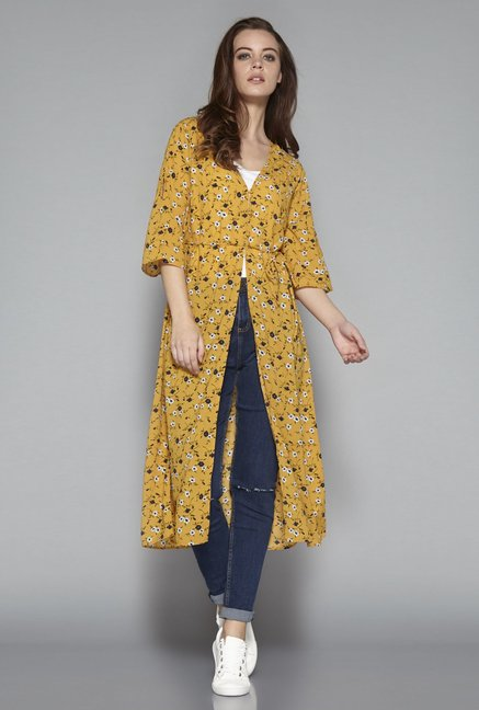 Nuon by Westside Mustard Camilla Shrug