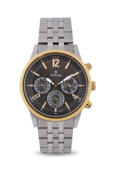 Titan 1734BM01 Neo Analog Watch for Men