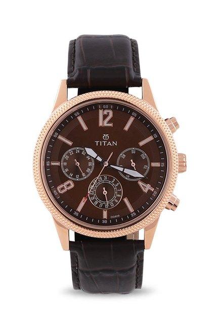 Titan 1734WL01 Neo Analog Watch for Men