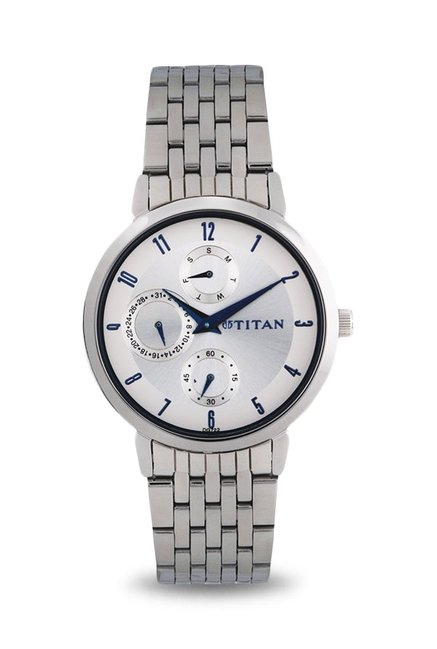 65318f2b Buy Titan 2569SM03 Neo Analog Watch for Women at Best Price @ Tata CLiQ