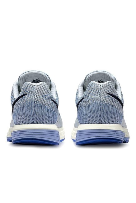 3e52755a77332 Buy Nike Air Zoom Vomero 10 Grey   Blue Running Shoes for Women at ...