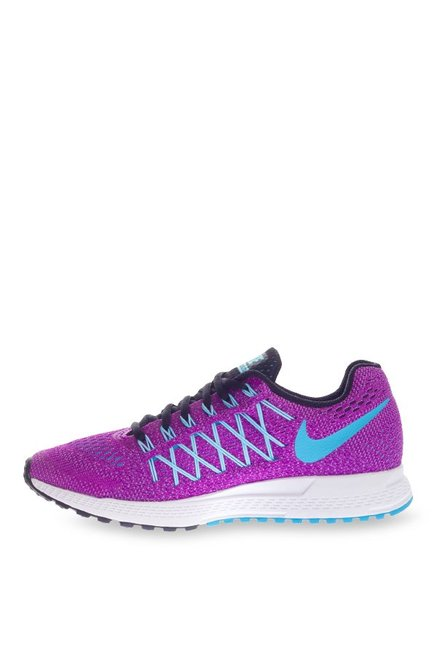purchase cheap 61756 11ddb Buy Nike Air Zoom Pegasus 32 Purple Running Shoes for Women ...