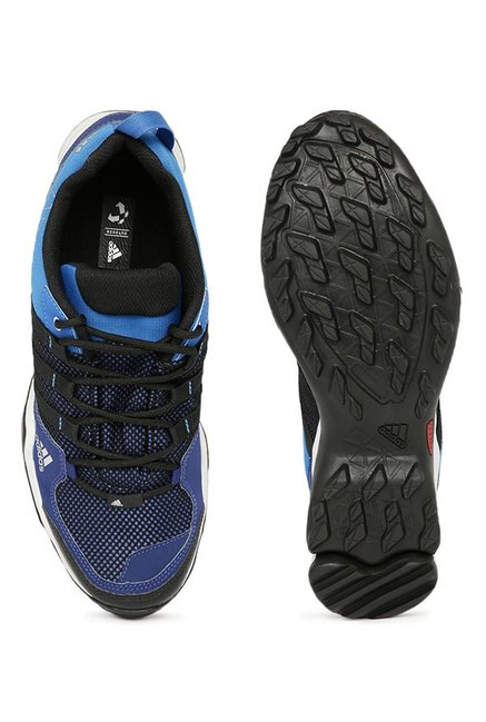 3a77b73f5626 ... Buy Adidas AX2 Blue   Black Outdoor Shoes for Men at Best Price