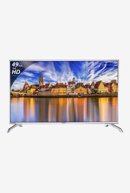 Panasonic TH 49E460D 124 cm  49   Full HD LED TV  Silver