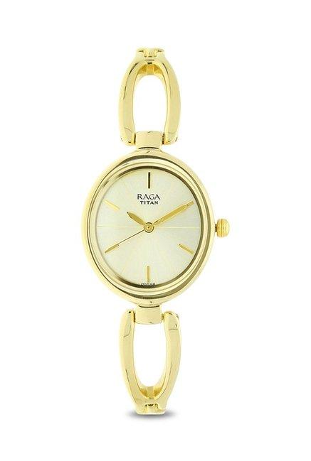 df6080c00fe Buy Titan 2579YM01 Raga Viva Analog Watch for Women at Best Price   Tata  CLiQ