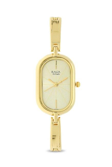 c0c980f1c7d Buy Titan 2577YM01 Raga Viva Analog Watch for Women at Best ...
