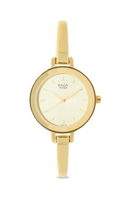 4e8a6f74869 Buy Titan 2575YM01 Raga Viva Analog Watch for Women at Best Price   Tata  CLiQ