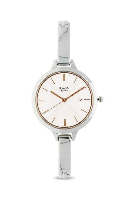 cf1d23a782a Buy Titan 2578SM02 Raga Viva Analog Watch for Women at Best Price   Tata  CLiQ