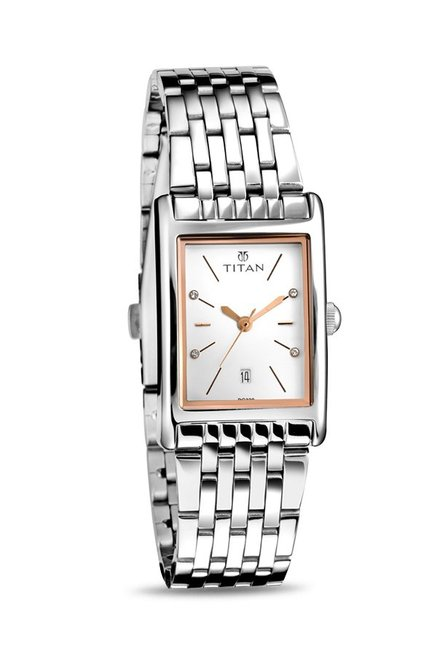 Titan 2568SM01 Neo - II Analog Watch for Women