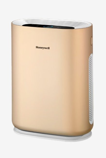 Honeywell Air Touch A5 53 W Air Purifier (Champagne Gold)