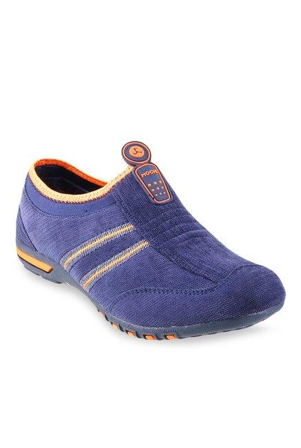 Buy Mochi Navy Casual Shoes for Women