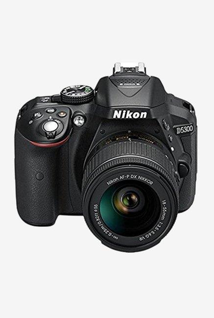 Nikon D5300  18 55mm f/ 3.5 5.6g VR Kit Lens  DSLR