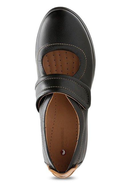 Clarks Un Sydney Black Mary Jane Shoes