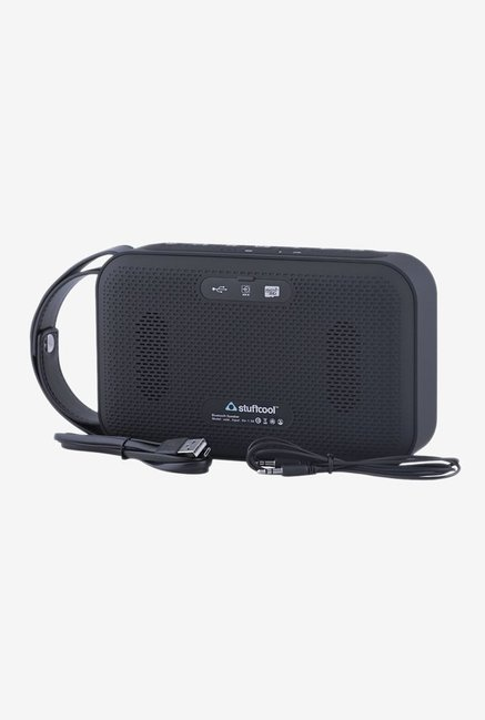 Stuffcool Cole 17W W/Mic Bluetooth Speaker (Black)