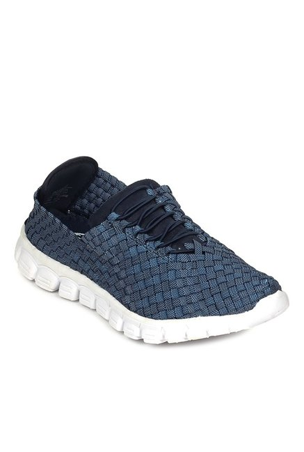 Pavers England Blue Casual Shoes