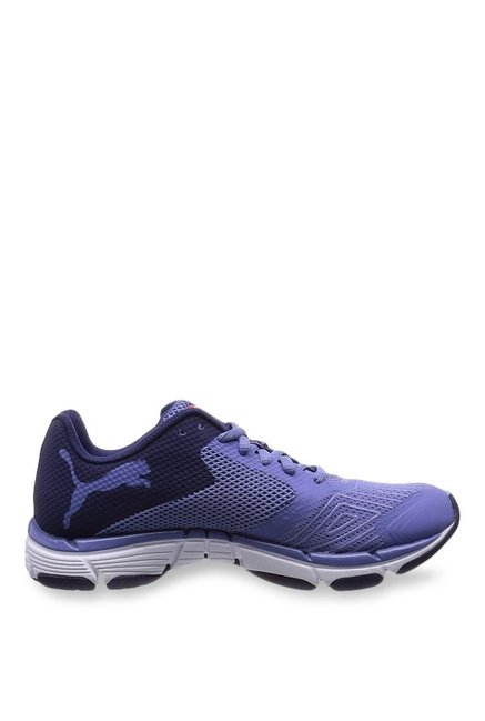 Buy Puma Mobium Ride V2 WN Purple   Navy Running Shoes for Women at Best  Price   Tata CLiQ cc1a35647
