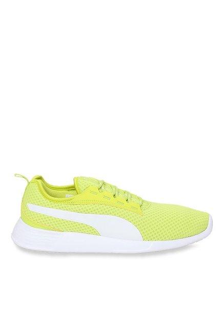 6d06ccd712e35c Buy Puma ST Trainer Evo V2 Yellow   White Training Shoes for Men at Best  Price   Tata CLiQ