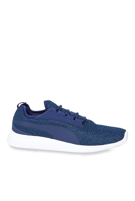 Buy Puma ST Trainer Evo V2 Knit Lapis Blue Training Shoes for Men at Best  Price   Tata CLiQ 8de4d1d43