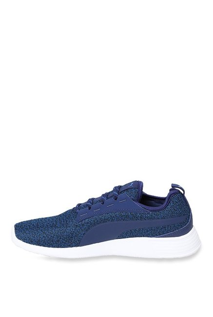 Buy Puma ST Trainer Evo V2 Knit Lapis Blue Training Shoes for Men at ... 71727e7c1