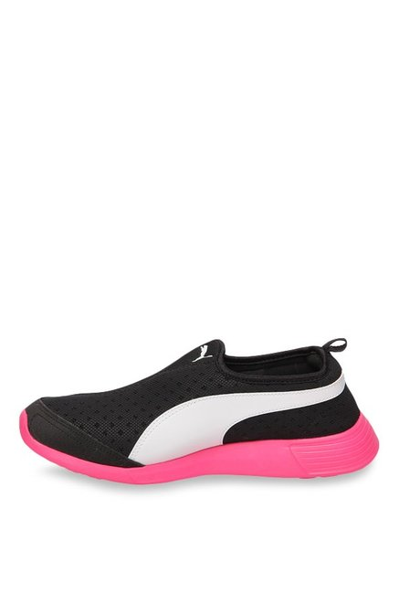 84ed262e6aa Buy Puma ST Trainer Evo DP Black   Knockout Pink Training Shoes for ...