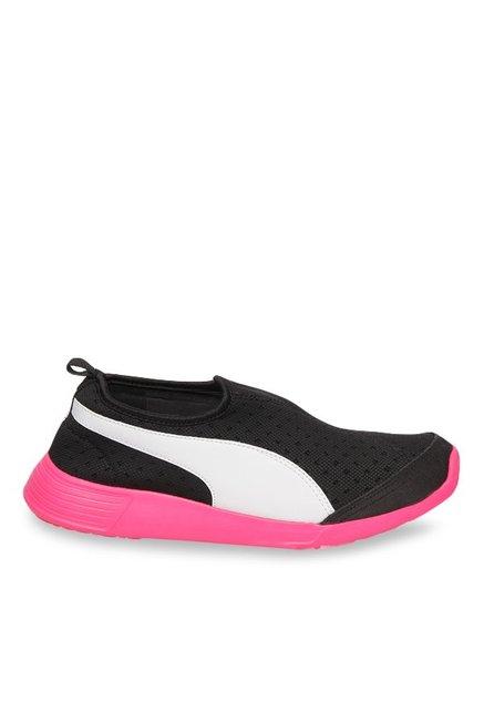 ba50f27f6a6 Buy Puma ST Trainer Evo DP Black   Knockout Pink Training Shoes ...