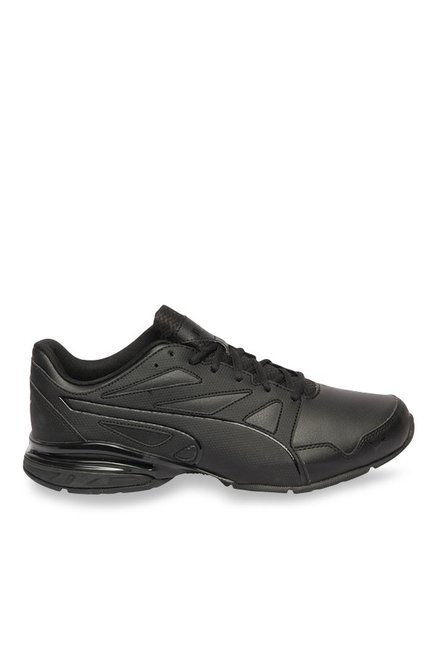 8615e49092b1 Buy Puma Tazon Modern Fracture Black Running Shoes for Men at Best Price    Tata CLiQ