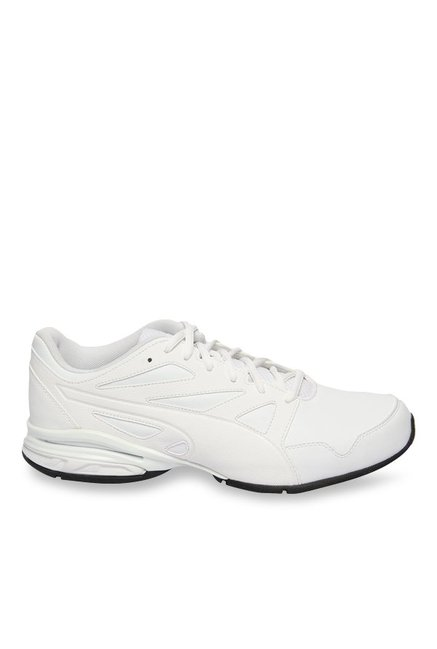 619b4d11f41 Buy Puma Tazon Modern Fracture White Running Shoes for Men at Best Price    Tata CLiQ