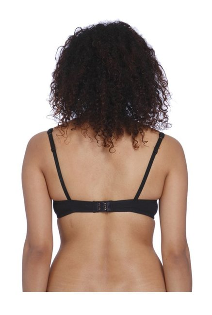 Aria Leya Black Under Wired Padded Seamless Bra
