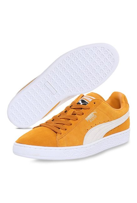 the latest f414e 7b531 Buy Puma Classic Inca Gold Sneakers for Men at Best Price ...