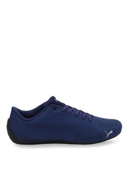Buy Puma Drift Cat Ultra Reflective Blue Depths Sneakers for Men at Best  Price   Tata CLiQ 597109e27