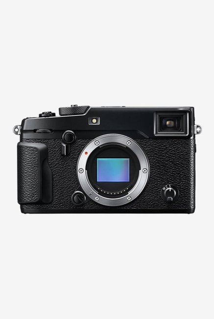 Fujifilm X-Pro2 DSLR Camera (Body Only) Black
