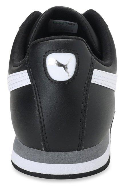 Buy Puma Roma Basic Black   White Sneakers for Men at Best Price ... 4ed3974676fc