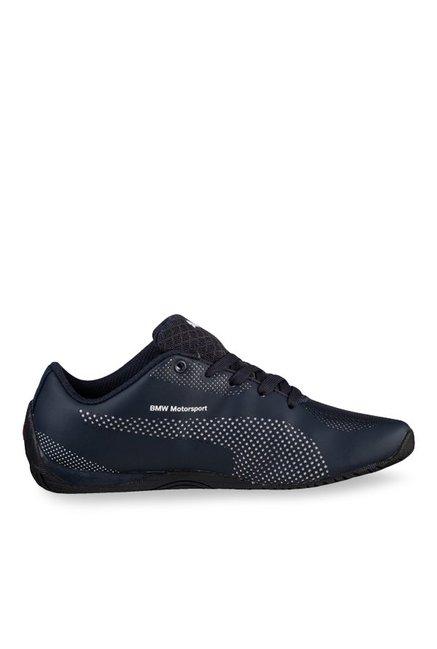 29fb934850f0f5 Buy Puma BMW MS Drift Cat 5 Ultra Jr Team Blue   White Sneakers for Boys at  Best Price   Tata CLiQ