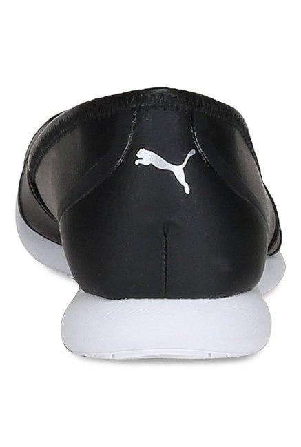 007a91677ba Buy Puma Vega SL IDP Black Flat Ballets for Women at Best Price ...