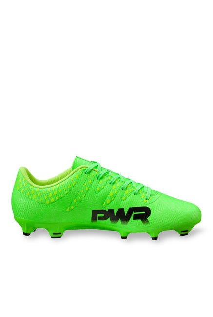 Buy Puma evoPOWER Vigor 4 FG Green Gecko   Black Football ... 318753508