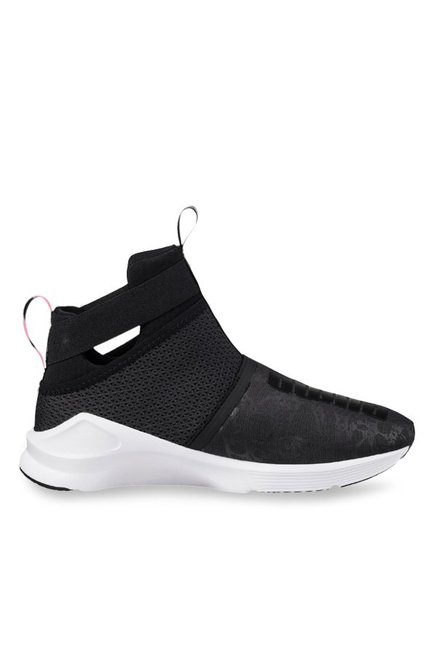 another chance 7335b 6a04d Buy Puma Fierce Black Training Shoes for Women at Best Price @ Tata CLiQ