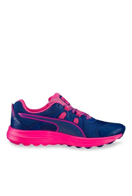 Prix fou PUMA Knockout Pink True Blue Chaussure de course