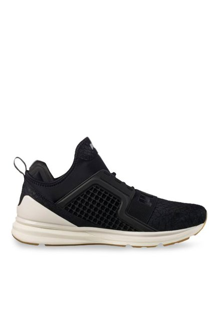 various colors 27a20 93582 Buy Puma Ignite Limitless Reptile Black Training Shoes for ...
