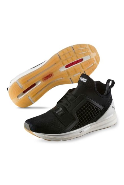 Buy Puma Ignite Limitless Reptile Black Training Shoes for Men at ... 2311f1d12