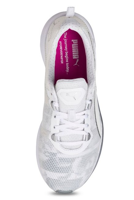 cad7c4b9c0805a Buy Puma Ignite Pulse XT Swan White   Quarry Training Shoes for ...