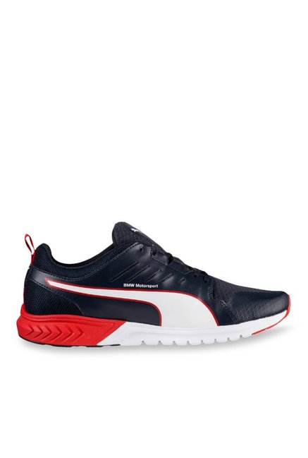 Buy Puma BMW MS Pitlane Ignite Dual Team Blue Running Shoes for Men at Best  Price   Tata CLiQ baad15552