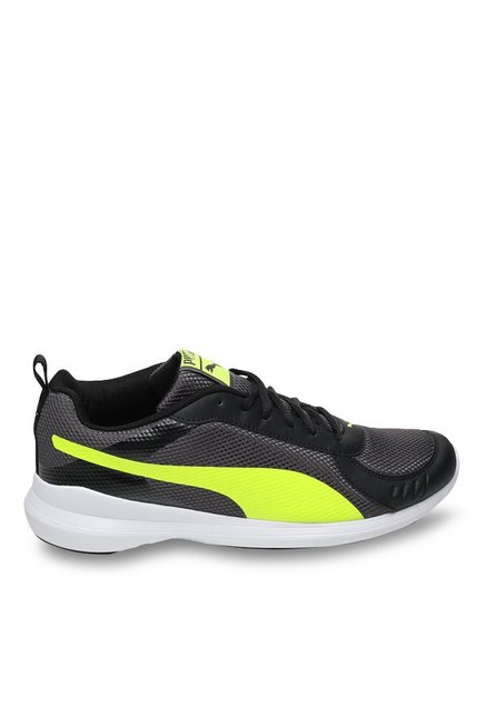 784767c02a9e6 Buy Puma Zenith IDP IDP Periscope & Safety Yellow Running Shoes for Men at Best  Price @ Tata CLiQ