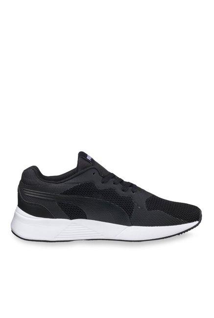 Buy Puma Pacer Plus Tech Black Running