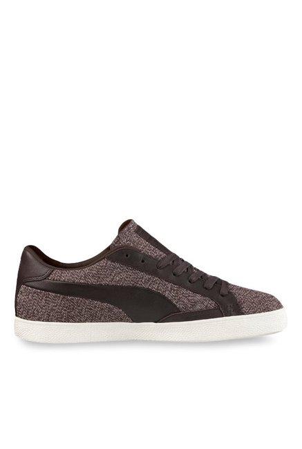 0983d4dd2c9 Buy Puma Match Vulc 2 CITI Coffee Brown Sneakers for Men at Best ...