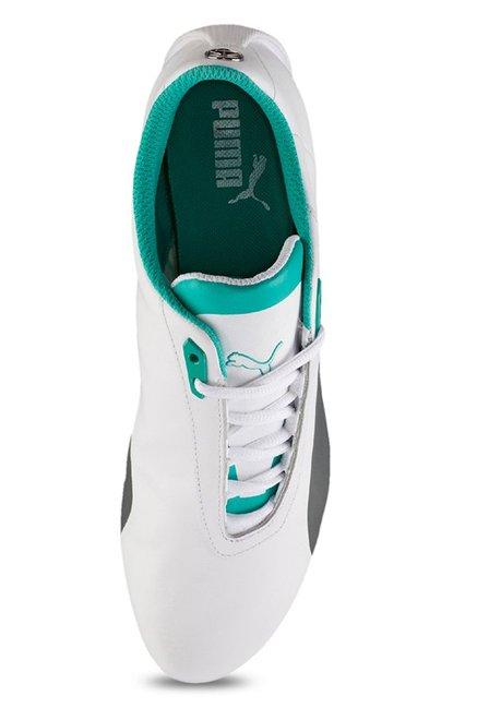 b0be33cdb201 Buy Puma Mercedes MAMGP Future Cat White   Dark Shadow Sneakers for ...