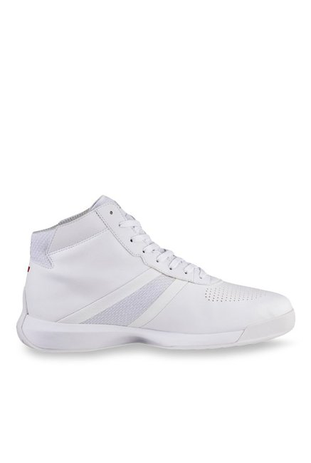 ... Buy Puma Ferrari SF Podio Mid White Ankle High Sneakers for Men at 1f03a11b5