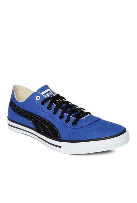Buy Puma 917 Lo 2 DP Princess Blue Black Sneakers For Men At Best Price Tata CLiQ