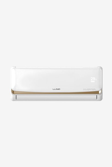 Lloyd 1 Ton 3 Star LS12I3FI-O Inverter Split AC (White)