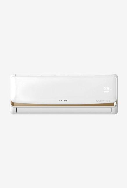Lloyd 1.5 Ton 3 Star Inverter Split AC (Copper Condensor, LS18I3FI-O, White)